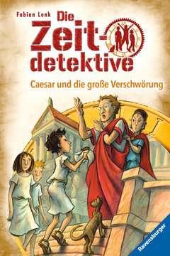 47527 Kinderliteratur Die Zeitdetektive 30: Caesar und die große Verschwörung von Ravensburger 1