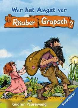 47574 Kinderliteratur Wer hat Angst vor Räuber Grapsch? (Band 1) von Ravensburger 1