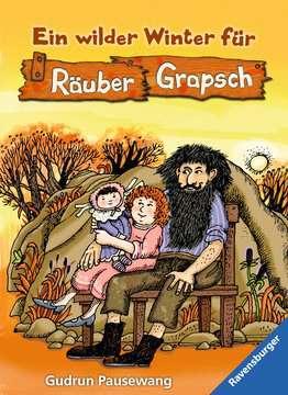 47575 Kinderliteratur Ein wilder Winter für Räuber Grapsch (Band 2) von Ravensburger 1