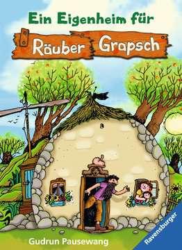 47576 Kinderliteratur Ein Eigenheim für Räuber Grapsch (Band 3) von Ravensburger 1