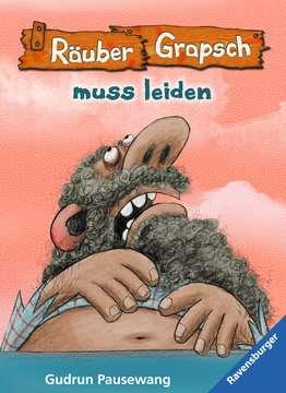 47579 Kinderliteratur Räuber Grapsch muss leiden (Band 6) von Ravensburger 1