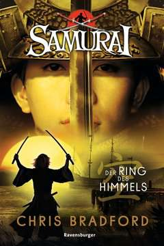 47598 Abenteuerbücher Samurai 8: Der Ring des Himmels von Ravensburger 1