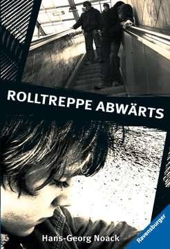 47609 Brisante Themen Rolltreppe abwärts von Ravensburger 1