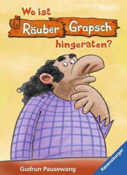 47644 Kinderliteratur Räuber Grapsch: Wo ist Grapsch hingeraten? (Band 10) von Ravensburger 1