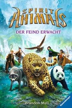 47658 Kinderliteratur Spirit Animals 1: Der Feind erwacht von Ravensburger 1