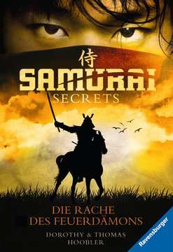Samurai Secrets 2: Die Rache des Feuerdämons Jugendbücher;Abenteuerbücher - Bild 1 - Ravensburger