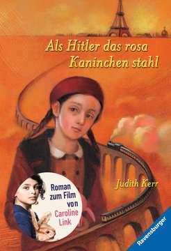 47685 Historische Romane Als Hitler das rosa Kaninchen stahl (Band 1) von Ravensburger 1