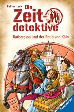 47700 Kinderliteratur Die Zeitdetektive 34: Barbarossa und der Raub von Köln von Ravensburger 1