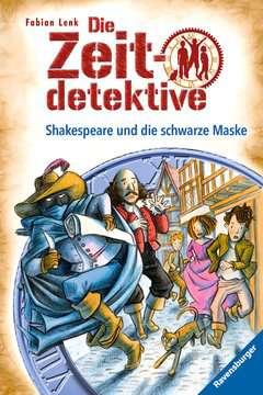 47701 Kinderliteratur Die Zeitdetektive 35: Shakespeare und die schwarze Maske von Ravensburger 1