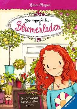 47730 Kinderliteratur Der magische Blumenladen 1: Ein Geheimnis kommt selten allein von Ravensburger 1