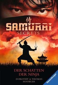 47733 Abenteuerbücher Samurai Secrets 3: Der Schatten der Ninja von Ravensburger 1
