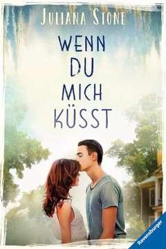 47758 Liebesromane Wenn du mich küsst von Ravensburger 1