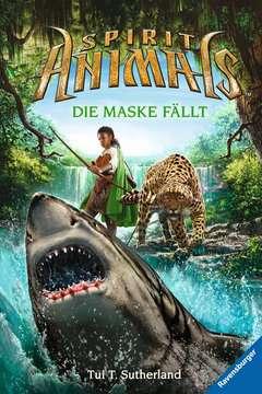 47759 Kinderliteratur Spirit Animals 5: Die Maske fällt von Ravensburger 1