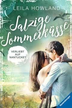 Salzige Sommerküsse Jugendbücher;Liebesromane - Bild 1 - Ravensburger