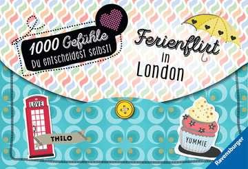 47816 Kinderliteratur 1000 Gefühle: Ferienflirt in London von Ravensburger 1