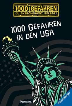 47819 Kinderliteratur 1000 Gefahren in den USA von Ravensburger 1