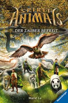 47834 Kinderliteratur Spirit Animals, Band 7: Der Zauber befreit von Ravensburger 1