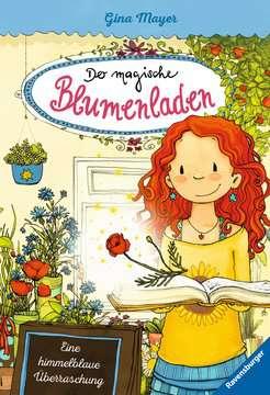 47837 Kinderliteratur Der magische Blumenladen, Band 6: Eine himmelblaue Überraschung von Ravensburger 1