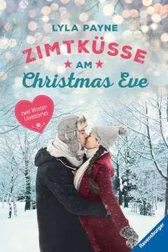 47857 Liebesromane Unterm Mistelzweig mit Mr Right/Zimtküsse am Christmas Eve von Ravensburger 1