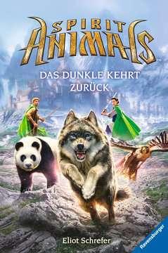 47863 Kinderliteratur Spirit Animals, Band 8: Das Dunkle kehrt zurück von Ravensburger 1