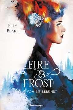 47864 Fantasy und Science-Fiction Fire & Frost, Band 1: Vom Eis berührt von Ravensburger 1