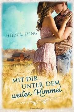 47873 Liebesromane Mit dir unter dem weiten Himmel von Ravensburger 1