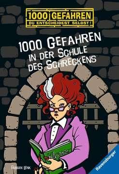 47874 Kinderliteratur 1000 Gefahren in der Schule des Schreckens von Ravensburger 1