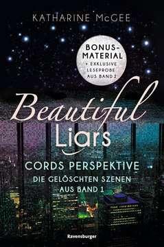47893 Fantasy und Science-Fiction Beautiful Liars: Cords Perspektive. Die gelöschten Szenen aus Band 1 von Ravensburger 1