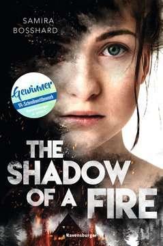 47894 Liebesromane The Shadow of a Fire von Ravensburger 1
