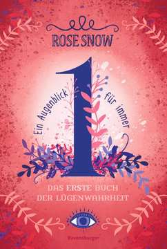 47915 Fantasy und Science-Fiction Ein Augenblick für immer. Das erste Buch der Lügenwahrheit, Band 1 von Ravensburger 1