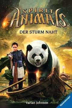 47933 Kinderliteratur Spirit Animals, Band 10: Der Sturm naht von Ravensburger 1