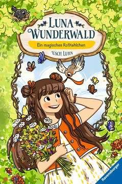 47936 Kinderliteratur Luna Wunderwald, Band 4: Ein magisches Rotkehlchen von Ravensburger 1