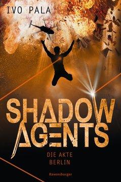 47940 Abenteuerbücher Shadow Agents, Band 2: Die Akte Berlin von Ravensburger 1