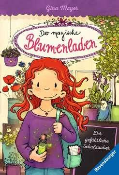 47953 Kinderliteratur Der magische Blumenladen, Band 9: Der gefährliche Schulzauber von Ravensburger 1