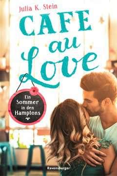 47956 Liebesromane Café au Love. Ein Sommer in den Hamptons von Ravensburger 1