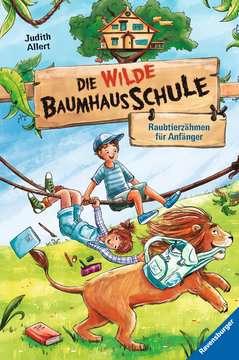 47958 Kinderliteratur Die wilde Baumhausschule, Band 1: Raubtierzähmen für Anfänger von Ravensburger 1