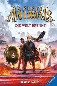 47962 Kinderliteratur Spirit Animals, Band 11: Die Welt brennt von Ravensburger 1