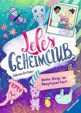 47980 Kinderliteratur Leles Geheimclub, Band 1: Keine Kings im Hauptquartier von Ravensburger 1