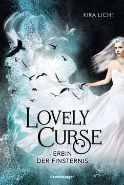 47981 Fantasy und Science-Fiction Lovely Curse, Band 1: Erbin der Finsternis von Ravensburger 1