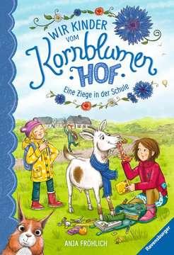 47993 Kinderliteratur Wir Kinder vom Kornblumenhof, Band 4: Eine Ziege in der Schule von Ravensburger 1