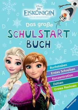 Disney Die Eiskönigin: Das große Schulstartbuch Kinderbücher;Lernbücher und Rätselbücher - Bild 1 - Ravensburger