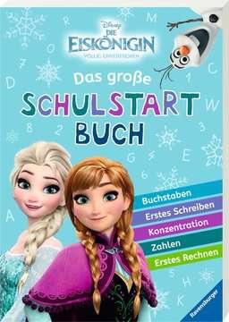 Disney Die Eiskönigin: Das große Schulstartbuch Kinderbücher;Lernbücher und Rätselbücher - Bild 2 - Ravensburger