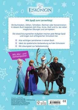 Disney Die Eiskönigin: Das große Schulstartbuch Kinderbücher;Lernbücher und Rätselbücher - Bild 3 - Ravensburger