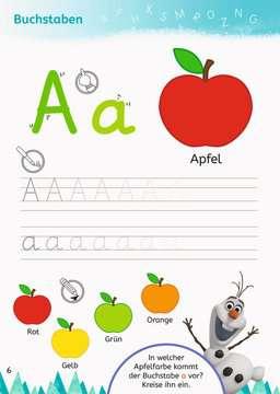 Disney Die Eiskönigin: Das große Schulstartbuch Kinderbücher;Lernbücher und Rätselbücher - Bild 4 - Ravensburger