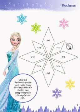 Disney Die Eiskönigin: Das große Schulstartbuch Kinderbücher;Lernbücher und Rätselbücher - Bild 5 - Ravensburger