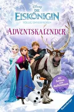 49058 Kinderliteratur Disney Die Eiskönigin: Adventskalender von Ravensburger 1