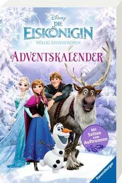 49058 Kinderliteratur Disney Die Eiskönigin: Adventskalender von Ravensburger 2
