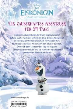 49058 Kinderliteratur Disney Die Eiskönigin: Adventskalender von Ravensburger 3