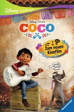 Disney Kinderbuch Coco - Zum neuen Kinofilm Bücher;Kinderbücher - Bild 1 - Ravensburger
