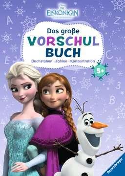 Disney Die Eiskönigin: Das große Vorschulbuch Kinderbücher;Lernbücher und Rätselbücher - Bild 1 - Ravensburger